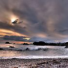 Oregon beaches by pdsfotoart