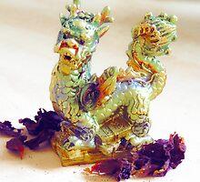 Friendly dragon by Riko2us