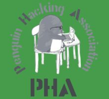 The Penguin Hacking Association Kids Clothes