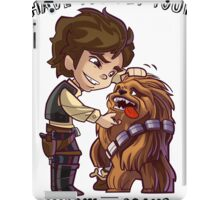 Have You Pet Your Wookie Today? iPad Case/Skin