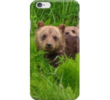 Cubs are cozy iPhone Case/Skin