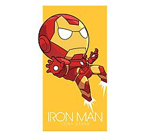 Iron Man Photographic Print