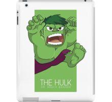 The Hulk iPad Case/Skin