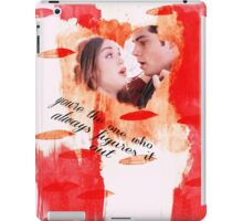 The One Who Always Figures It Out (Stydia) iPad Case/Skin