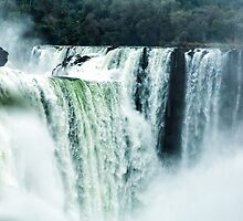 Iguaza Falls - First Look by photograham