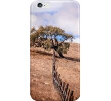 Over The Line iPhone Case/Skin
