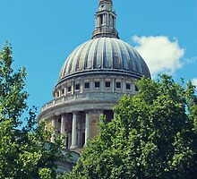 St Paul's Cathedral by rualexa