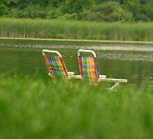 Lakeside Chairs by RadioactiveWolf