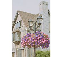Shakespeare's Birth Place Photographic Print