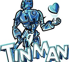 """Tin Man"" By Dreamscape Colony by CaffeineBlitz"
