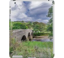 Swaledale Packhorse Bridge iPad Case/Skin