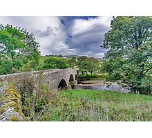 Swaledale Packhorse Bridge Photographic Print