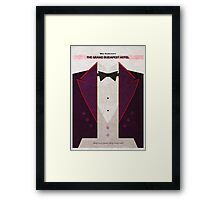 The Grand Budapest Hotel Framed Print