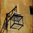 Paris Wall Light by Elaine Teague