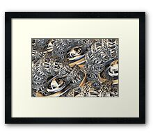 Bling is Beautiful! Framed Print