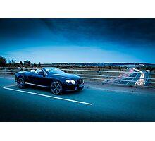 Bentley Conti GTC 2 Photographic Print