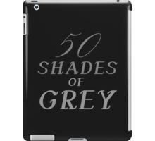 50 SHADES OF GREY iPad Case/Skin