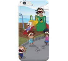 The Playground iPhone Case/Skin