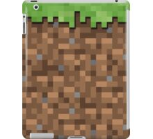 Minecraft Grass Block Merch iPad Case/Skin