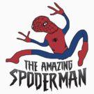 The Amazing Spoderman by ReZourceman