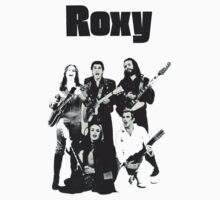 Roxy Music T-Shirt by popculture