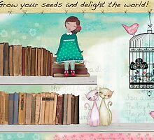 Delight the world by MonicaMota