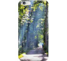 Morning Stream of Light iPhone Case/Skin