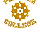 Piltover College by Ireffutable