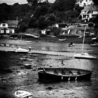 LOW TIDE AT NOSS MAYO by Michael Carter