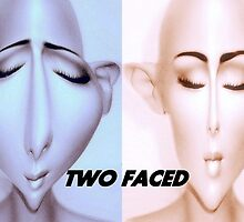 TWO FACED by cherylkerkin