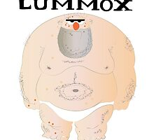 LUMMOX.  by Charles  Perry