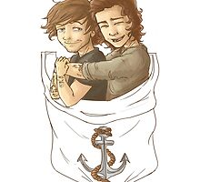 Pocket Larry by Aki-anyway