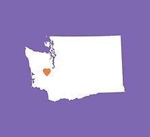 Washington Love by Maren Misner