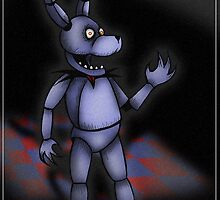 Five Night's at Freddy's - Bonnie by Bammelsan