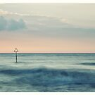 Sylt - The sign #1 by Ronny Falkenstein