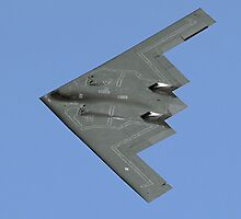 Northrop Grumman B-2A Spirit 82-1069/WM stealth bomber by Colin Smedley