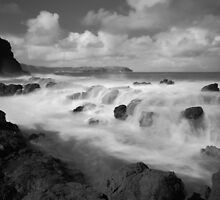 The Clash of Land and Sea by Jim Worrall