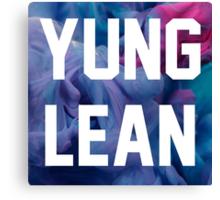 Yung Lean Canvas Print