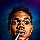 'Acid Rapper' - Chance The Rapper Poster by JWatersDesign