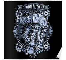 Imperial Walker Poster