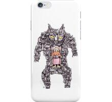 MEGA CAT LADY! iPhone Case/Skin