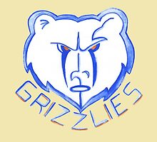 GRIZZLIES by nbatextile