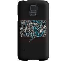 Cecilos Collage Samsung Galaxy Case/Skin