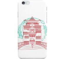 The Bathhouse iPhone Case/Skin