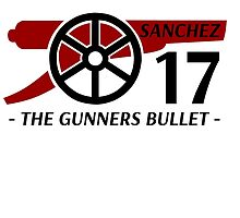 Sanchez The Gunners Bullet by RaykwonTheChef