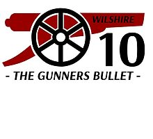 Wilshire Gunners Bullet by RaykwonTheChef
