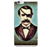 Midnight Dandy iPhone Case/Skin