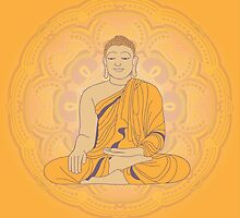 Buddha by IraMukti