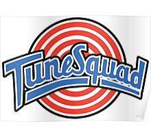 Tune Squad - Space Jam Poster