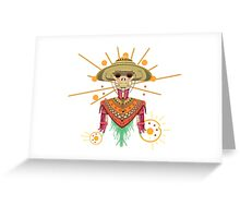 Jalepeno  Greeting Card